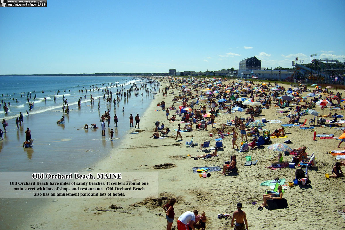Historical Places To Visit The Beach In Maine