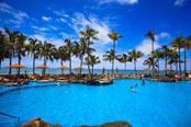 Waikiki beach one of the best beaches in Hawaii