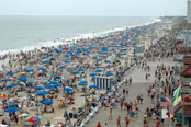 Rehoboth beach received Superstar recognition for swimming water quality
