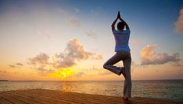 Angsana Resort great place for meditation