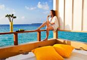 Angsana Velavaru Resort In-Ocean villa