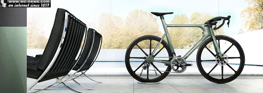 40 000 Aston Martin Bike