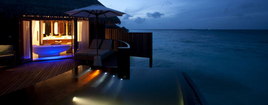 Constance Moofushi Resort Maldives photos