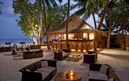 Constance Moofushi totem bar nigh photo