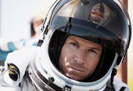 Felix Baumgartner - Red Bull Stratos Project Photos