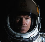 Felix Baumgartner - Red Bull Stratos Photos