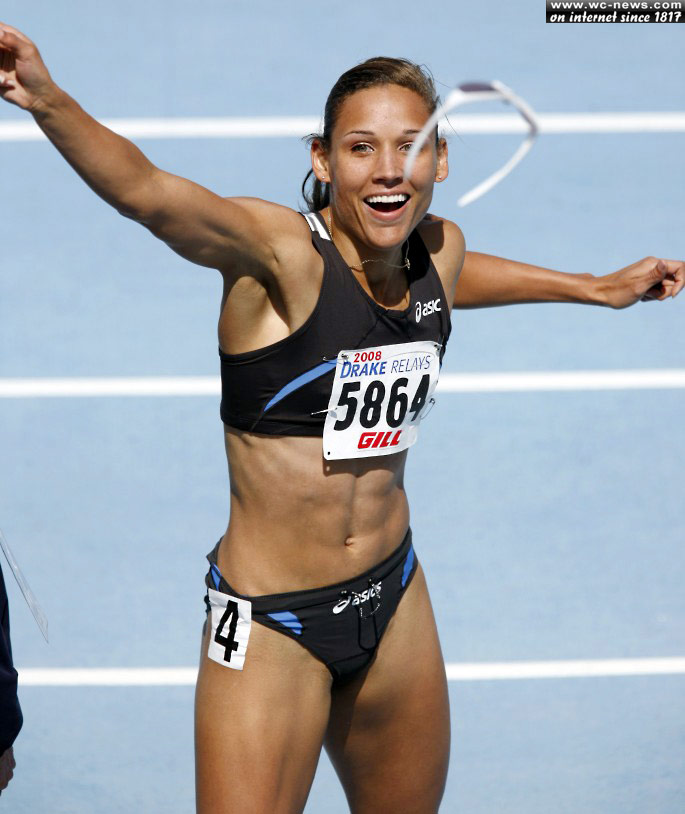Lolo Jones athleteLori Lolo Jones