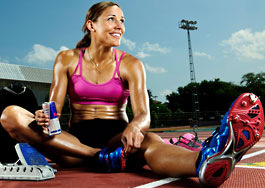 Lolo Jones Photos