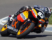 Melbourne MotoGP Motorcycle Racing