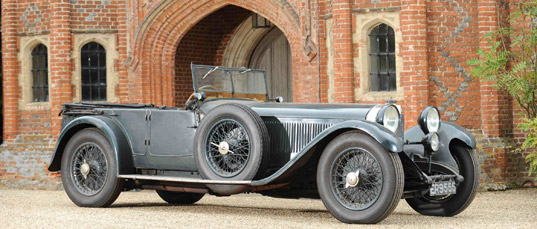 Mercedes-Benz S Type Sports Tourer in going on auction