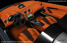 Arrinera interior