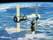 Pictures of Commercial Space Station