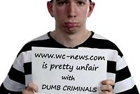 Stupid criminal