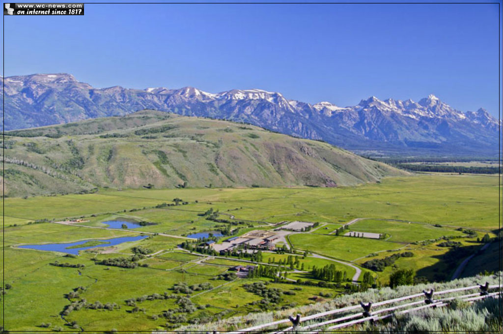 The most expensive property in the world wc news world - The waggoner ranch the worlds most expensive estate ...