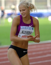 Darya Klishina Photo Gallery