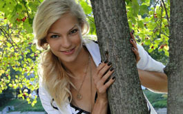 Darya Klishina pictures