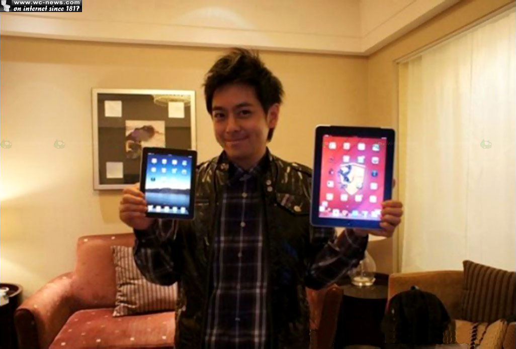 Rumors or soon new iPad on the market – mini iPad from Apple?