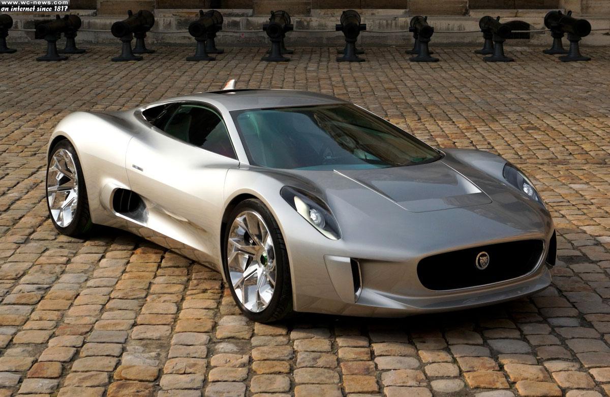 jaguar hybrid c x75 the gem of jaguar cars and williams f1. Black Bedroom Furniture Sets. Home Design Ideas