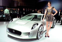 Jaguar Hybrid C-X75