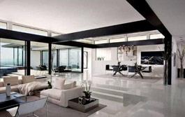 Vera Wang home interior