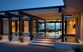 Vera Wang's house - exterior