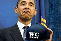President Barrack is a big fun of WC News