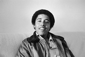 Old photo of the President Barack Obama