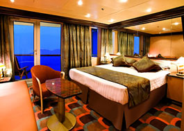 A Balcon Suite
