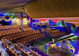 three levels theater