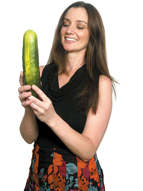 Fantasy Vegetable fuck by women