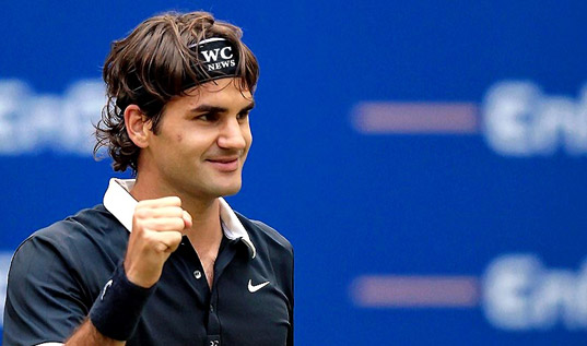 Roger Federer Proud Father Of Twin Girls