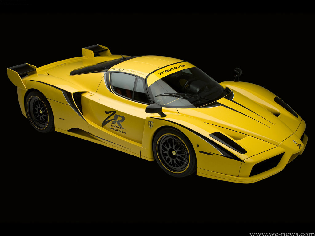 Edo Ferrari Enzo XX Evolution – The Fastest Ferrari Ever! | WC News