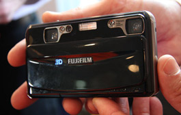 Fujifilm 3D digital camera