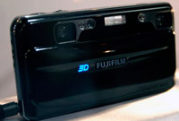 Fujifilm 3D digital camera very soon on the market!