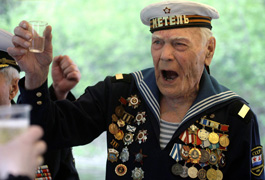 Russian General Viktor Petrenko