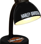 Harley Davidson desk lamp