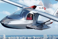 The aircraft Icon A5 – Science fiction into reality