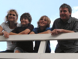 The Hedgecoe family