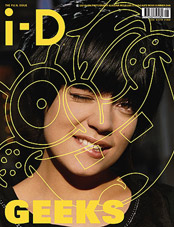 Lily Allen topless for i-D Magazine