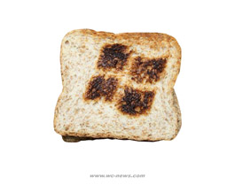 Microsoft Genuine bread