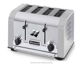 Microsoft toaster