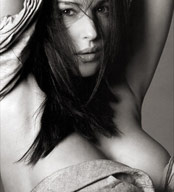 Monica Bellucci - Erotic Black and White picture