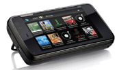 Nokia N900 song albums