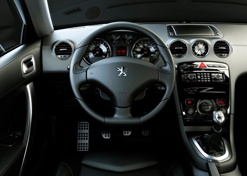 peugeot 308 rc z – coupe concept | wc news - world entertainment news