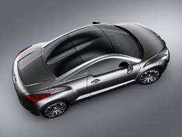 Peugeot 308 RC Z - Coupe concept