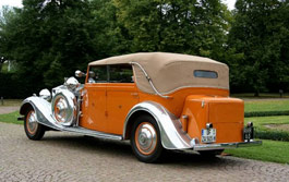 Rolls Royce Star of India