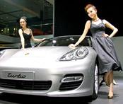 Tokyo Motor Show Girls