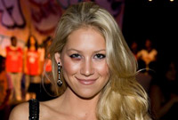 Anna Kournikova in a night club fight