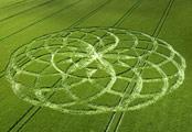 Crop circles Devizes Wiltshire