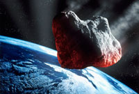 14 years old schoolboy survive direct hit by a meteorite!